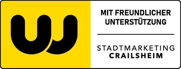 Mit freundlicher Unterstützung des Stadtmarketing Crailsheim